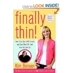 Finally Thin!: How I Lost More Than 200 Pounds and Kept Them Off--and How You Can, Too! by: Kim Bensen: Books Zulilyfinds, Worth Reading, Lost, Kim Bensen, Books Worth, 200 Pounds, Finally Thin
