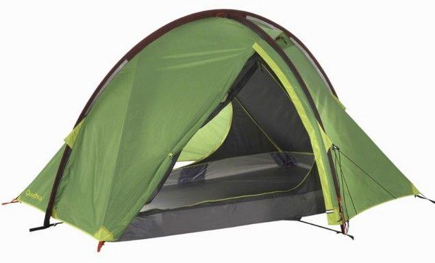 Tent QuickHiker II - Trekkingtenten / Bivaktenten - Quechua