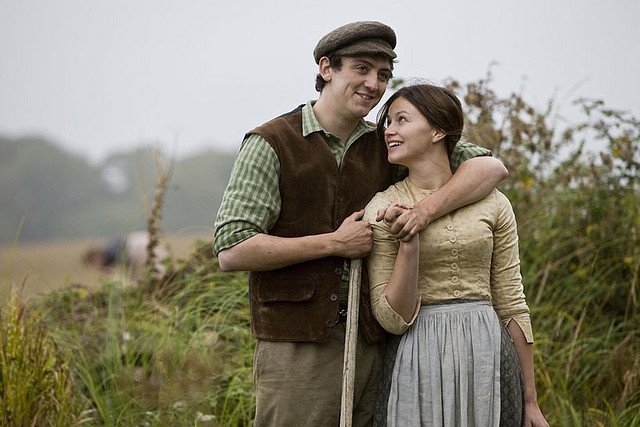 Lark Rise to Candleford. So glad Aflie didn't end up with her!! <---- Only pinned for that comment :)
