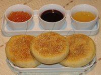 На одной орбите с Iden: Хлеб и хлебобулочные изделия, лепешки