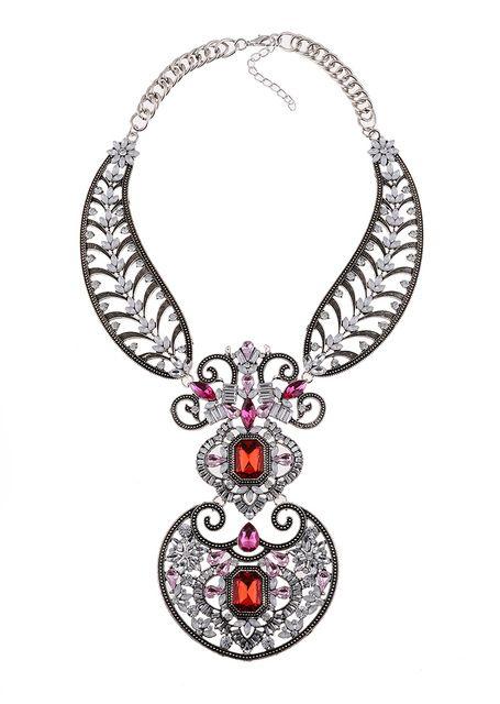 2016 Мода Boho Ожерелья Богемный Старинные Коренастый Заявление Bijoux Женщины Choker Декоративные Этнических Collier Femme Ювелирные Изделия