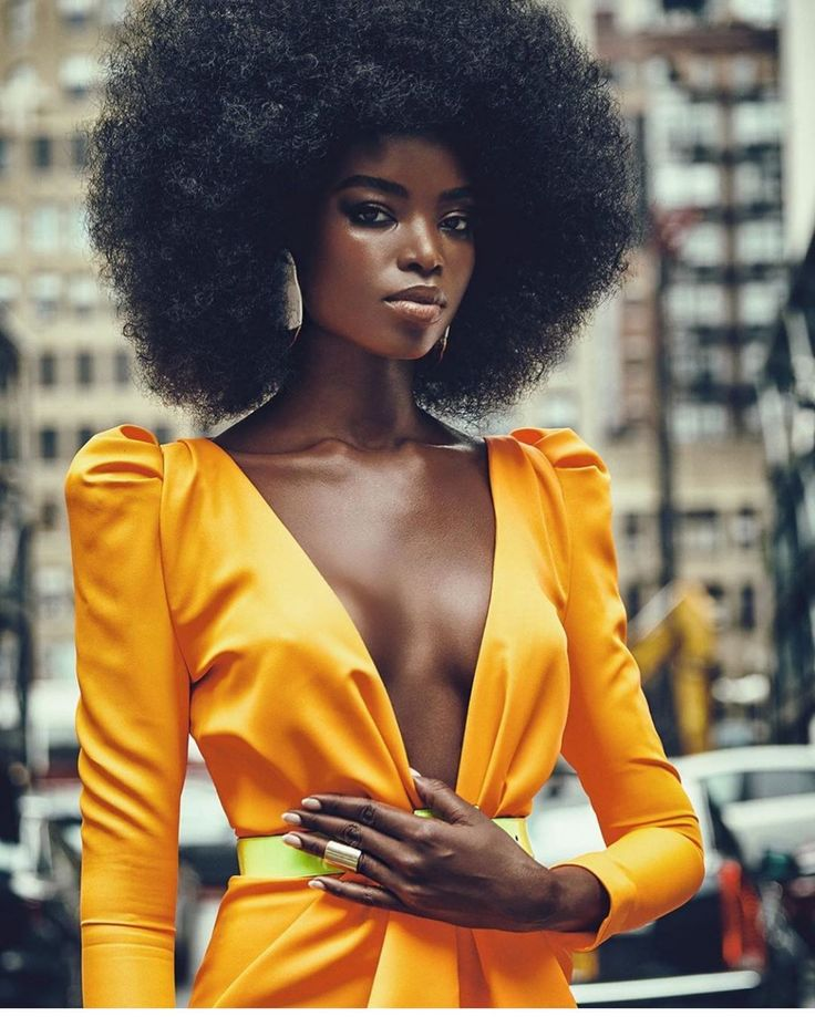 Pin on Afro hairstyles for Black Women