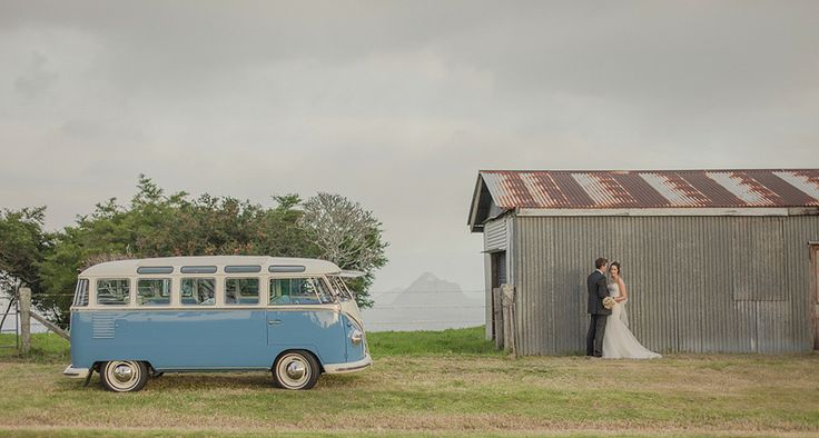 amy  mark . #Maleny #Queensland #Shed #Kombiwedding
