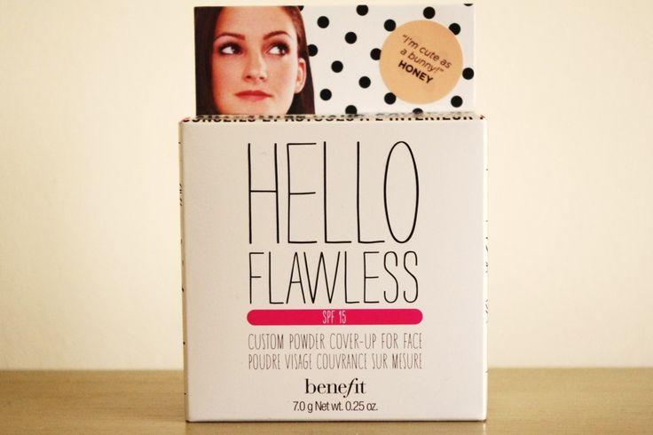 #Favorite#Benefit#HelloFlawless #Custom#CustomPowder