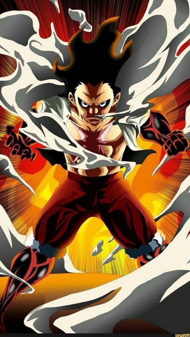 One Piece One Piece Photos Luffy Gear Fourth One Piece