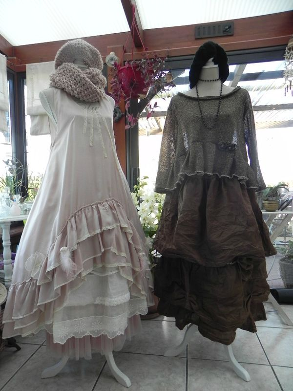 304 best images about western european mori kei on for Tenue shabby chic