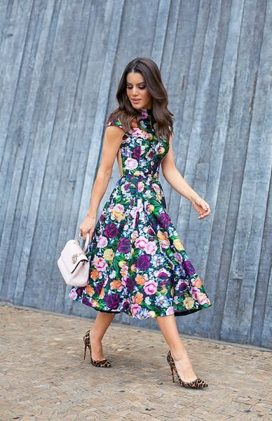 Vestido Alfreda Camila – LOFT 111