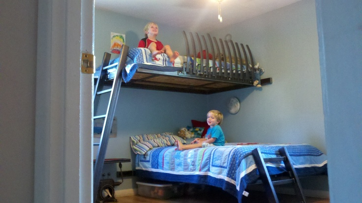 Custom Bunk Beds By Wp Perduestudios Quot In The Belly Of