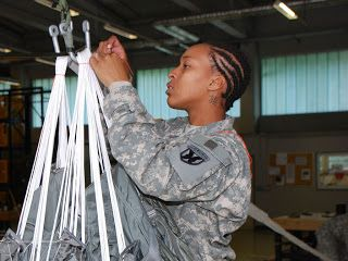 AFRICAN AMERICAN REPORTS: Army lifts ban on dreadlocks for female soldiers