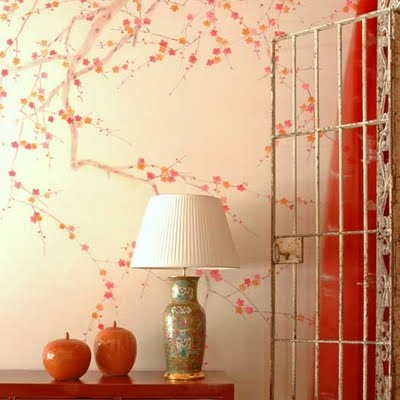 De gournay wallpaper available through the ainsworth noah showroom