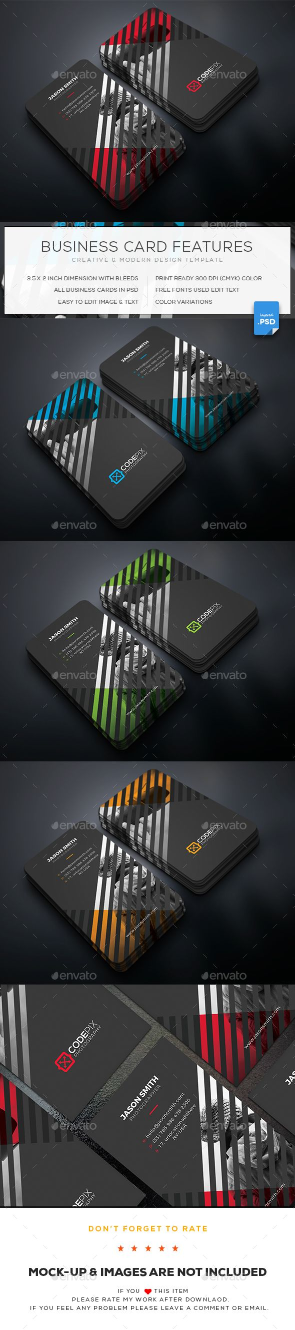 11515 best business card maker images on Pinterest