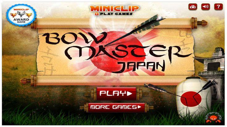 Giochi Online Gratis: Bow Master Japan