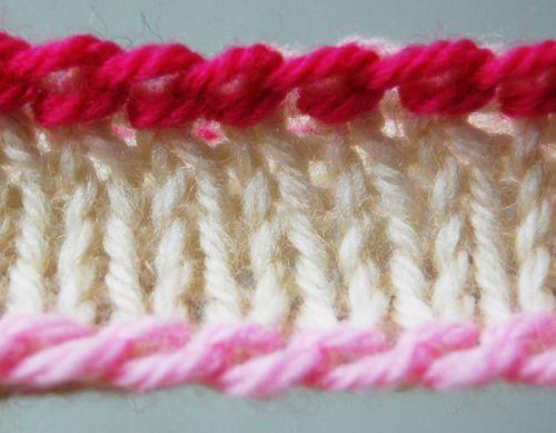 Interlock Bindoff : Knitty Spring+Summer 2011