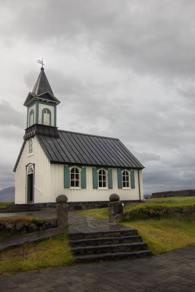 Roteiro de viagem à Islândia, Mapa da Islândia