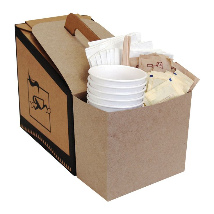 LBP 7139 Coffee Take Out Container Service Caddy for 96 oz. Take Out Containers…