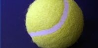 Tennis ball games- Monster Pickup for the little ones looks fun!