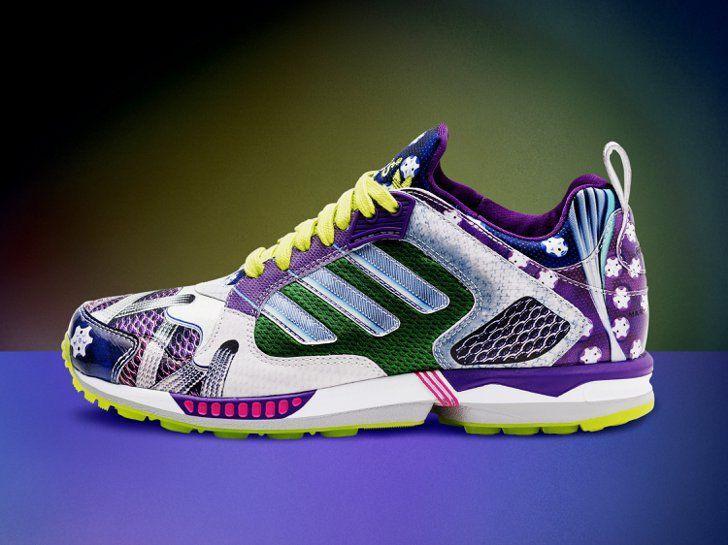 Pin for Later: Get Ready to Master the Athletic Trend With Adidas x Mary Katrantzou Adidas Originals x Mary Katrantzou