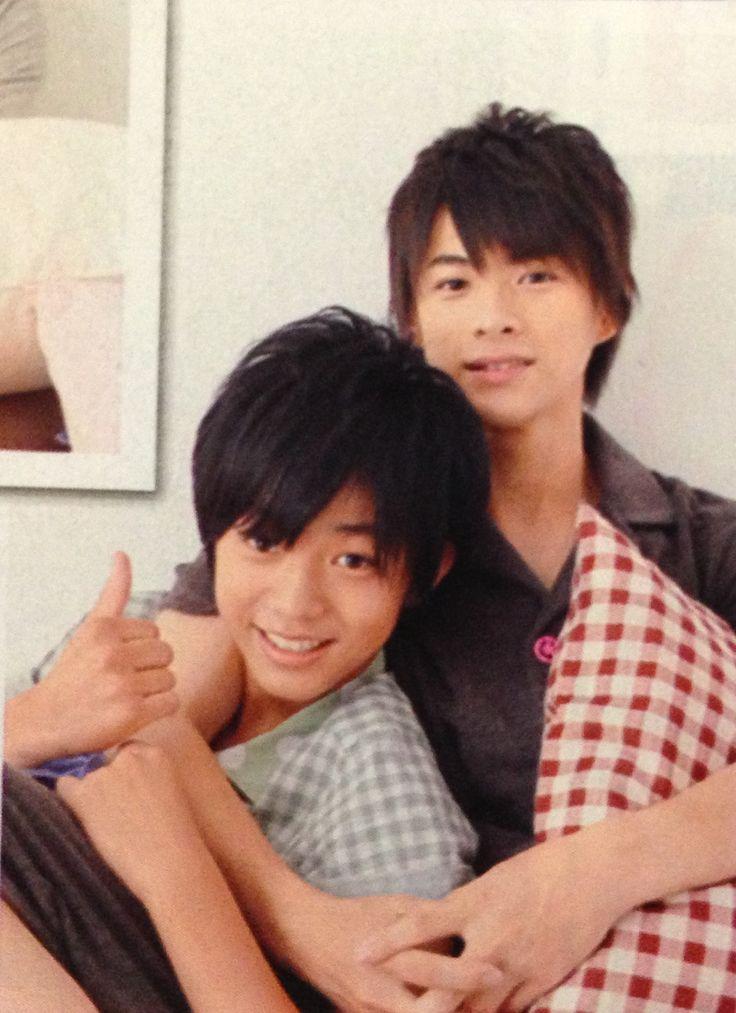 Hirano Sho & Nagase Ren