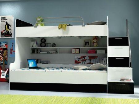 Łóżko piętrowe Real