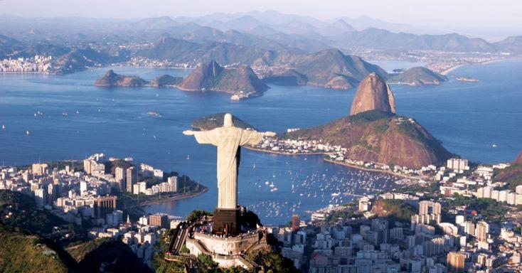 Parabéns, Rio. A eterna Cidade Maravilhosa, Feliz Aniversário! Primeiro de março de 2015