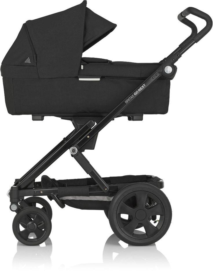 GEKAUFT - Britax Go Next Kinderwagen Set Black Ink - Britax Go Next - Kombikinderwagen - Kinderwagen - Baby