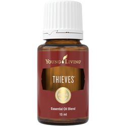 Young Living thieves oil is a blend of clove, lemon, cinnamon, eucalyptus, and rosemary. Learn about pure therapeutic-grade thieves essential oil uses. Buy now!