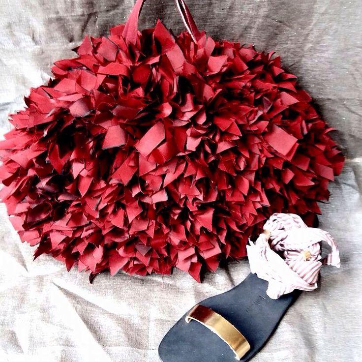 Frù Frù bags by kalikù design in taffeta and grogret Handmade whit love