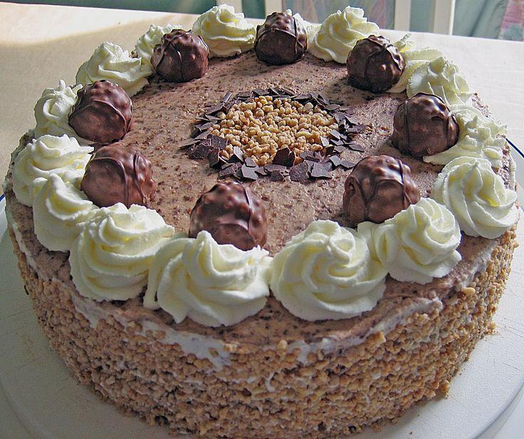 Rezept torte schoko nuss