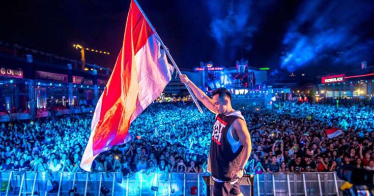 ​Djakarta Warehouse Project becomes Asia's largest 2-day dance music festival with 90,000