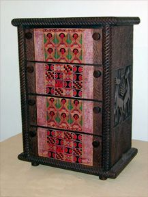 Handmade Ethiopian Furniture Including Dining Tables