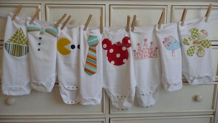 Idea for baby's room curtain valance
