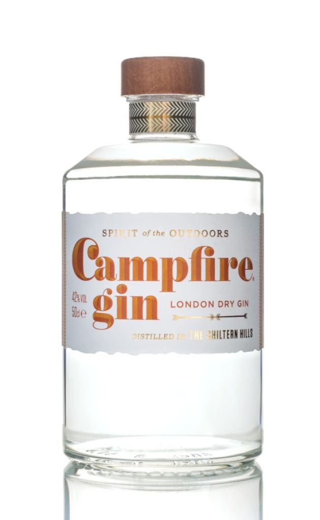 The first of a planned range of gins from Puddingstone - the name denotes sharing with friends outdoors