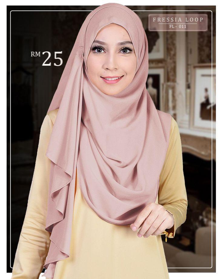 FRESSIA LOOP Instant Shawl / Hijab RAMADHAN - RAYA MEGA SALES TUDUNG RAYA PROMOTION (2nd Album)  http://tudung-instant-shawl-instant.tumblr.com/post/144884709934/best-selling-pilihan-terlaris-chiffon-georgette