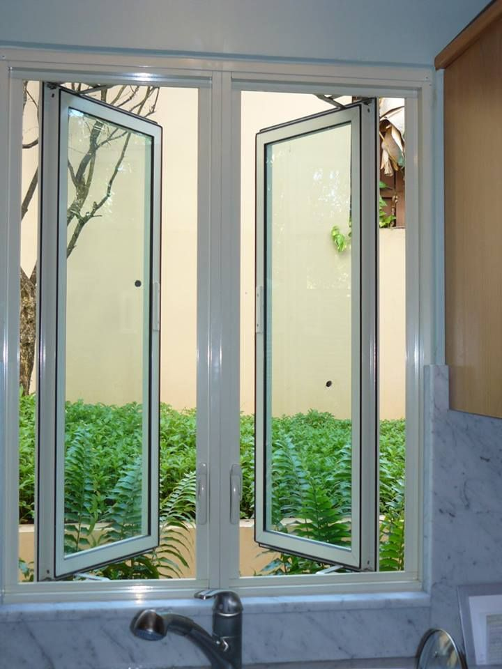 Tipos de ventanas para el hogar puertas y ventanas for Ventanales tipo puerta
