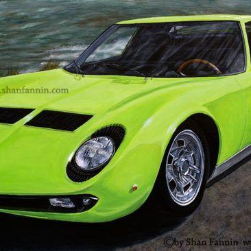 """""""1966 Lamborghini Miura"""""""