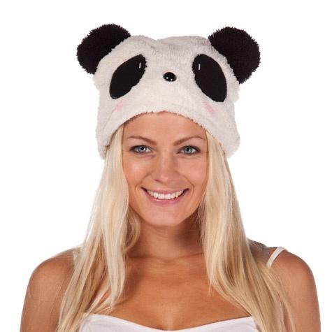 Mooloola Tiny Panda beanie, AU$29.99 #City Beach