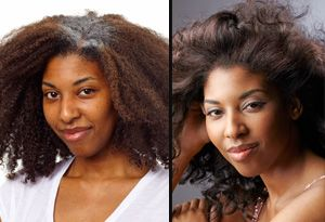Best At-Home Dye for Gray Hair - How to Hide Grays - Oprah.com.  Use John Freida's permanent foam hair dye.  Touch up roots, then mist ends with coconut oil, etc. (follow all steps).