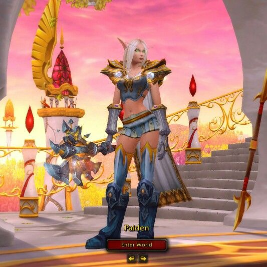 Truesilver Breastplate/Swiftsteel Shoulders/Cloudkeeper Legplates Paladin Set http://transmogsareforever.blogspot.com/2016/01/cloudkeeper-leggings-platepaladin.html #worldofwarcraft #transmog #paladin #healer #transmogset #wow #cloudkeeperlegplates #horde #bloodelf #forthehorde