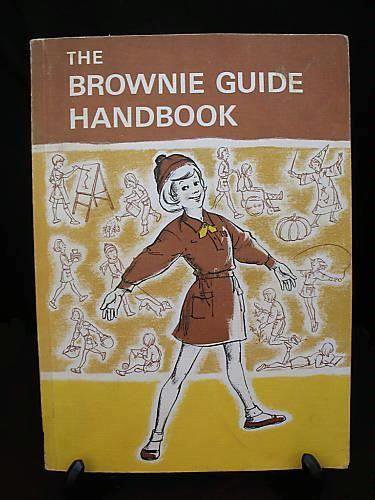 blue birds brownies girl scotts | Brownie Guide Handbook