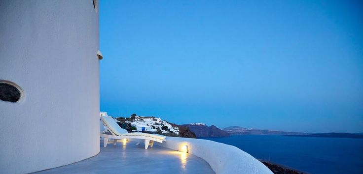 STUNNING view from The Windmill Villa ! Can you see yourself enjoying it in person?   #Santorini #Greece #Romance #Holidays Antonis Eleftherakis Photography. All Rights Reserved.