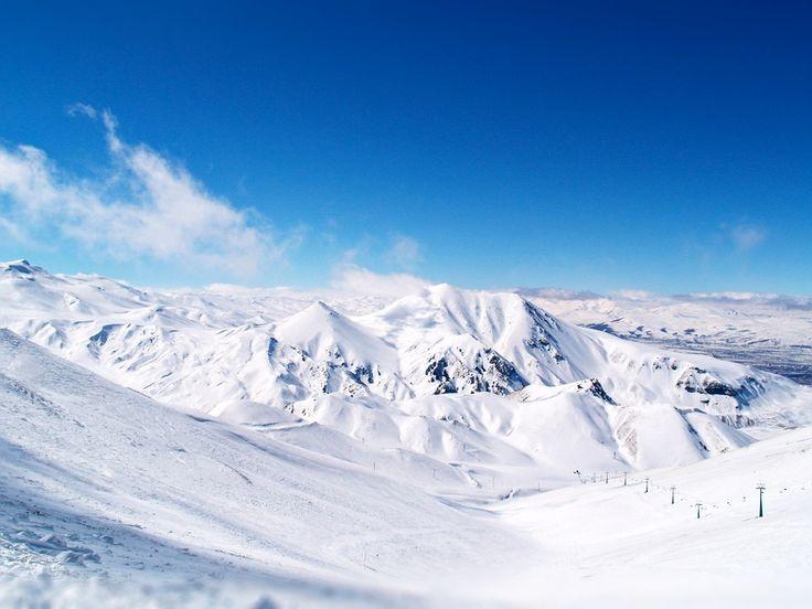 Kışın Gidilebilecek En İyi Tatil Yerleri - Palandöken