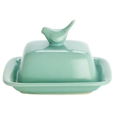 duck-eggcarolyn donnelly eclectic bird butter dish