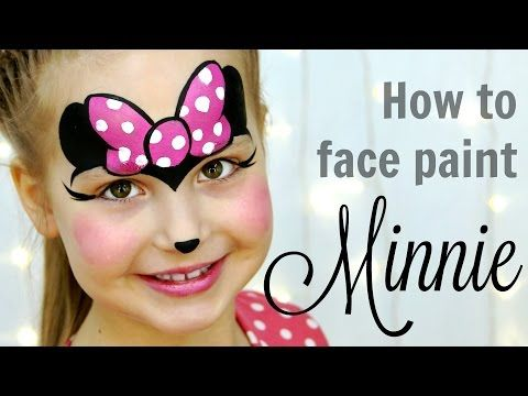 Youtube Face Painting For Beginners Little Kitty