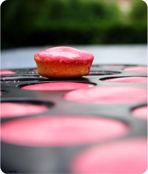 Roze koeke!
