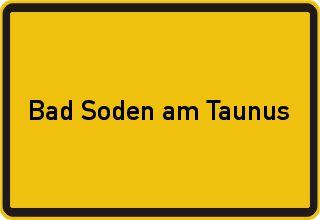 Gebrauchtwagen verkaufen Bad Soden am Taunus
