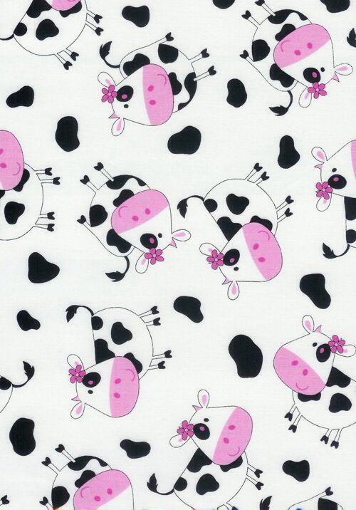 Cute cow  wallpaper