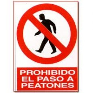 1000 images about se ales on pinterest spanish - Prohibido el paso ...