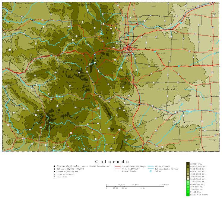 17 Best Images About Contour Maps On Pinterest