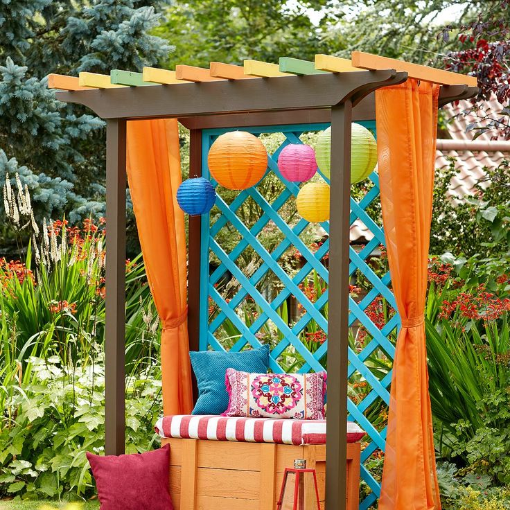 more inspiring ideas on how you can transform garden furniture and other items with our new