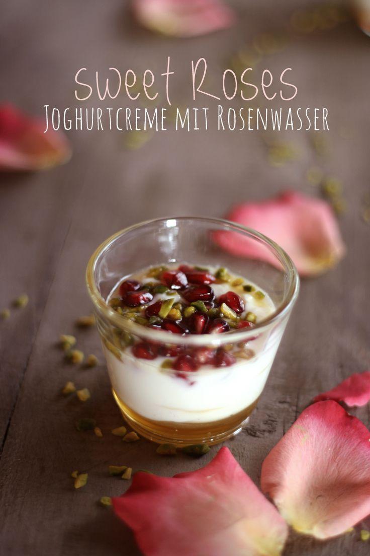 tolles die magie der bulgarischen rose große pic der ccddcacacdb creme trifle